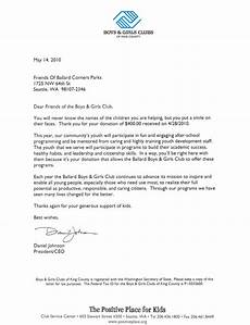 Thank You Letter For Donation Fundraising Made Effortless With 13 Donation Request Letters