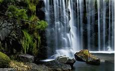 tropical islands waterfalls hd wallpaper background images