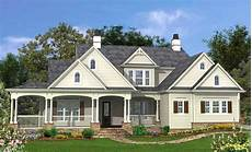 4 bedroom and 3 porch house plan 25601ge architectural
