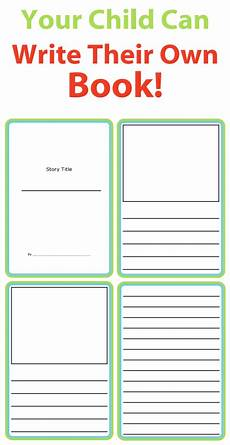 childrens story template story template plus lots of other printable activities for