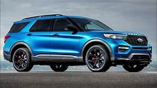 2020 ford explorer 2020 ford explorer st powerful and to drive ford suv