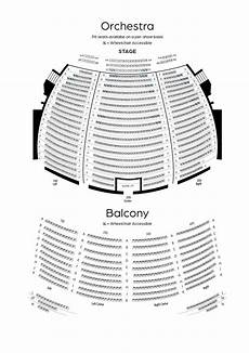 Whitney Hall Louisville Seating Chart Box Office Kentucky Performing Arts