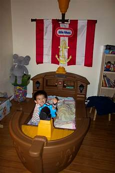 piaw s review tikes pirate ship toddler bed
