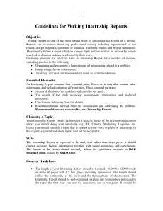 Essay Report Example Report Format