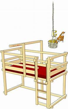 low loft bed billi bolli
