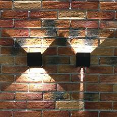 Stone Outdoor Lighting Led Wall Lamp Waterproof Outdoor Wall Lights 7w 12w Led Up