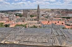 mirador burgos la catedral desde el miradorcathedral from the