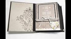 Small Wedding Photo Albums Elegant Wedding Scrapbook Album Youtube