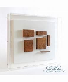 plexiglass cornici cornice a giorno cm 45x45x5 box in plexiglass teca per quadri