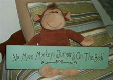 no more monkeys jumping on the bed primitive by