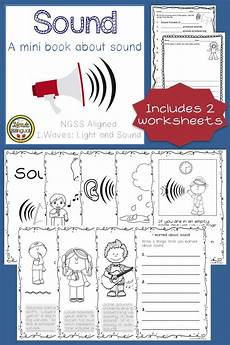 First Light Book Pdf Sound A Mini Book About Sound Ngss Aligned