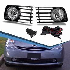 Prius Light For 2004 2009 Toyota Prius Fog Lights Clear Lens Front