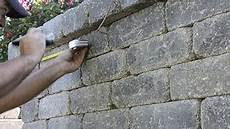 How To Attach Solar Lights To Brick Wall How To Install Retaining Wall Lights Volt Lighting