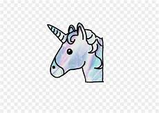 Unicorn Malvorlagen Kostenlos Font Einhorn Emoji Legend 228 Re Kreatur Iphone White