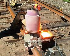Thermite Welding Eci Engineers Construction 187 Safety Focus Of The Week
