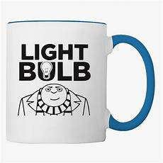 Light Bulb Mug Gru Light Bulb Coffee Mug Customon