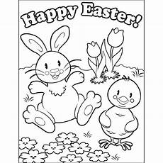 happy easter coloring pages images easter easter2019