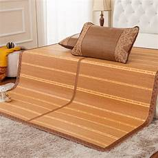 summer bamboo mat rattan bed cover cool
