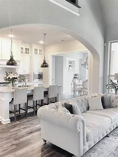 this fresh clean white kitchen accented with