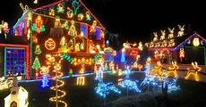Trade In Christmas Light For Led Lights Your Most Dazzling Christmas Lights Pictures From Around