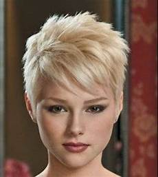 kurzhaarfrisuren 2019 frech blond hairstyles 2016
