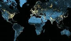 World Light Map Exploring Earth At Night National Geographic Education Blog