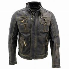 coats motorcycle buy biker style motorcycle cafe racer distressed leather
