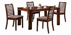 Dining Sofa Png Image by 4 Seater Dining Set With Slatted Chair Back