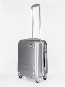 valigia da cabina valigia da cabina rigida 52 x 40 x 23 argento renato