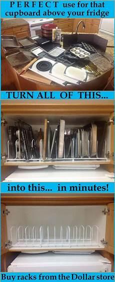 kitchen cabinets organization ideas 15 easy diy ideas to organize your kitchen cabinets 2017