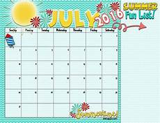Summer Planner Calendar Summer Planning Calendars And Ideas Inkhappi