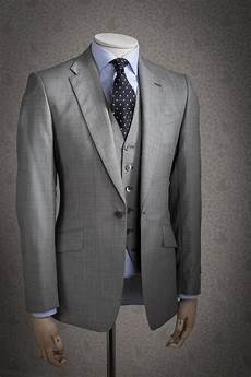 Light Grey 3 Piece Suit Light Gray 3 Piece Suit With Polka Dot Tie Mens Fashion
