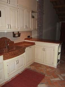 cucine in muratura bologna cucina rustica con penisola fadini mobili cerea verona