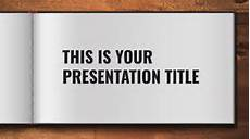 Free Books Template Free Powerpoint Template Or Google Slides Theme With Open