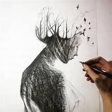 desenho criativos desenhista impressiona desenhos criativos feitos 224