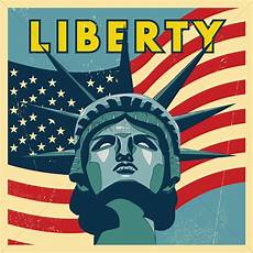 Liberty Designs Liberty Design Vector Image 1552761 Stockunlimited