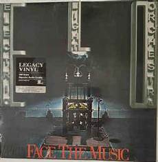 Electric Light Orchestra Face The Music Album Cover Electric Light Orchestra Face The Music 2016 Clear
