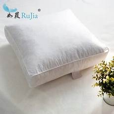 back cushion insert goose feather gusset pillows tatami