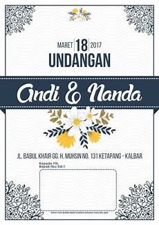 gratis 10 template undangan corel draw keren indonesia