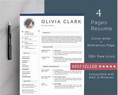 Clean Resume Template Free Clean Resume Template Cv Therealworkfromhomejobs Com