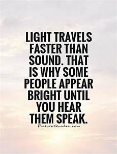 Light And Sound Which Travels Faster Light Travels Faster Than Sound That Is Why Some People