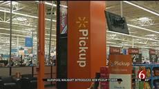 Walmart Glenpool Glenpool Walmart Gets State S First High Tech Vending Machine