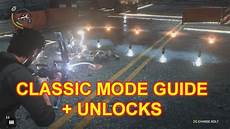 klassisk mode the evil within 2 classic mode guide unlockables