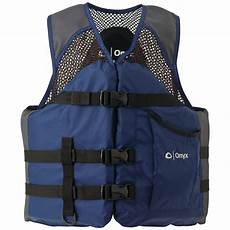 Onyx Life Vest Size Chart Onyx Mesh Classic Sport Life Vest 421816