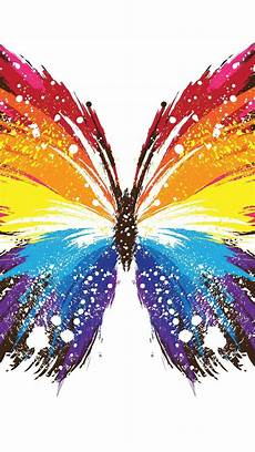 wallpaper iphone free butterfly tap and get the free app abstract butterfly colorful