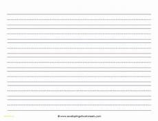 Kindergarten Paper Template Tracing Worksheet Lined Paper Printable Worksheets And