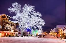 Leavenworth Wa Tree Lighting Leavenworth Christmas Lighting Schedule