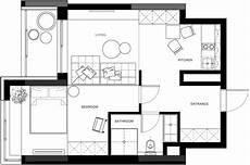 Apartment Floor Planner 3 One Bedroom Apartments With Floor Plans