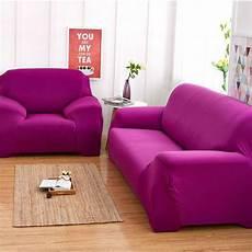 europe style solid plush sofa cover elastic sofa slipcover