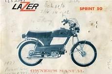 Free Minarelli Lazer Moped Owners Manual